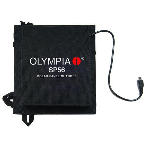 Olympia SP56 Solar Panel, 5.6 Watt