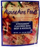 Alpine Aire Stroganoff with Beef & Noodles