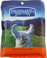 Backpacker's Pantry Mocha Mousse Pie