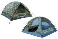 Gigatent Redleg 3, 7 x 7 Backpacking Tent, Sleeps 2-3