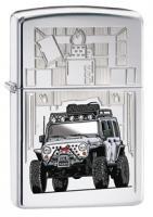 ZIPPO Car Jeep Wrangler