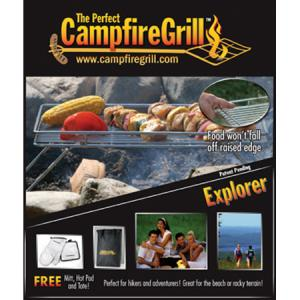 Stoves and Grills by Campfire Grill