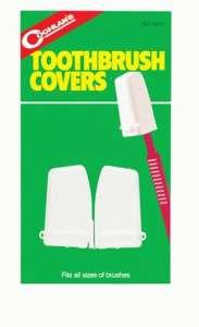 Coghlans Toothbrush Covers- Pack of 2