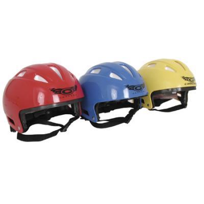 Cascade Helmets Cascade Shortie Helmet  Small Red