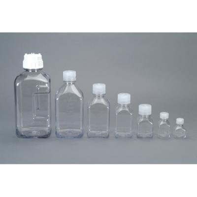 Nalgene Transparent Lexan Sq 8 Oz