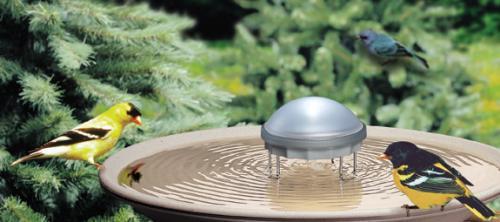Allied Precision Solar Water Wiggler