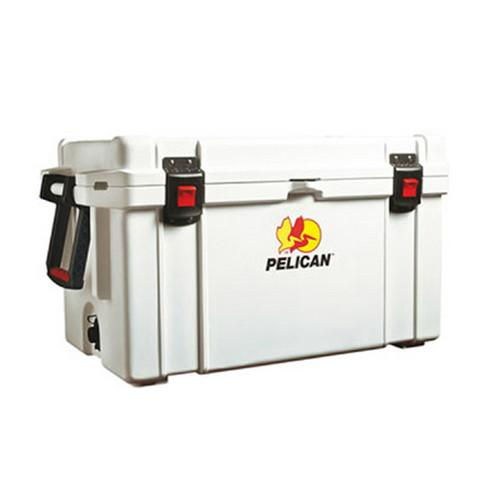 Pelican 65 Quart Elite Marine Cooler - White