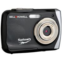 Bell & Howell Black Waterproof Digital Camera Splash