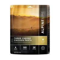 Three Cheese Chicken Pasta Serves 2