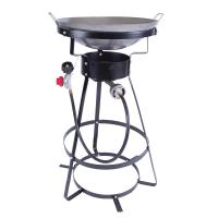 Stansport Outdoor One Burner Stove with Wok