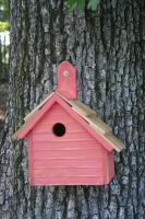 Heartwood Cape Cod Wren House, Mango