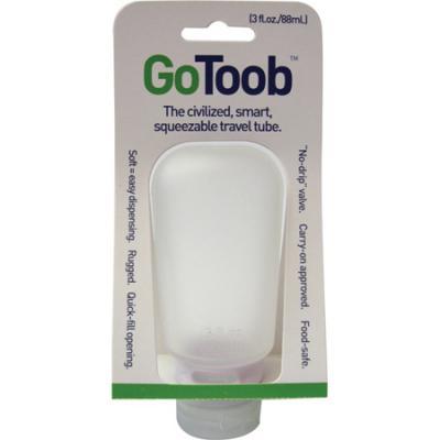 Human Gear Gotoob Liquid Transport Tube, Medium, Clear