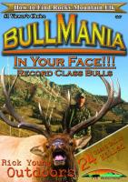Stoney-Wolf Bullmania - In Your Face Record Bulls DVD
