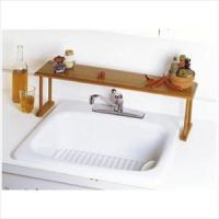 Lipper Bamboo Over-The-Sink Shelf