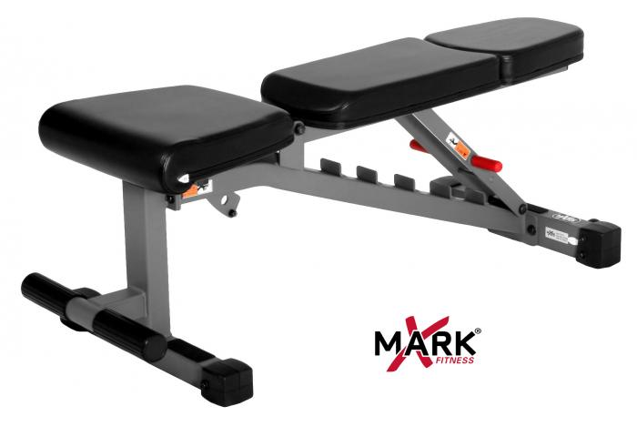 XMark Adjustable Dumbbell Weight Bench XM-7630