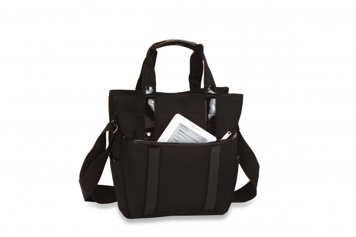 Picnic Plus Main Liner Hybrid Tote, Black