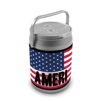 Picnic Time 9 Quart Capacity Can Cooler - AmeriCan