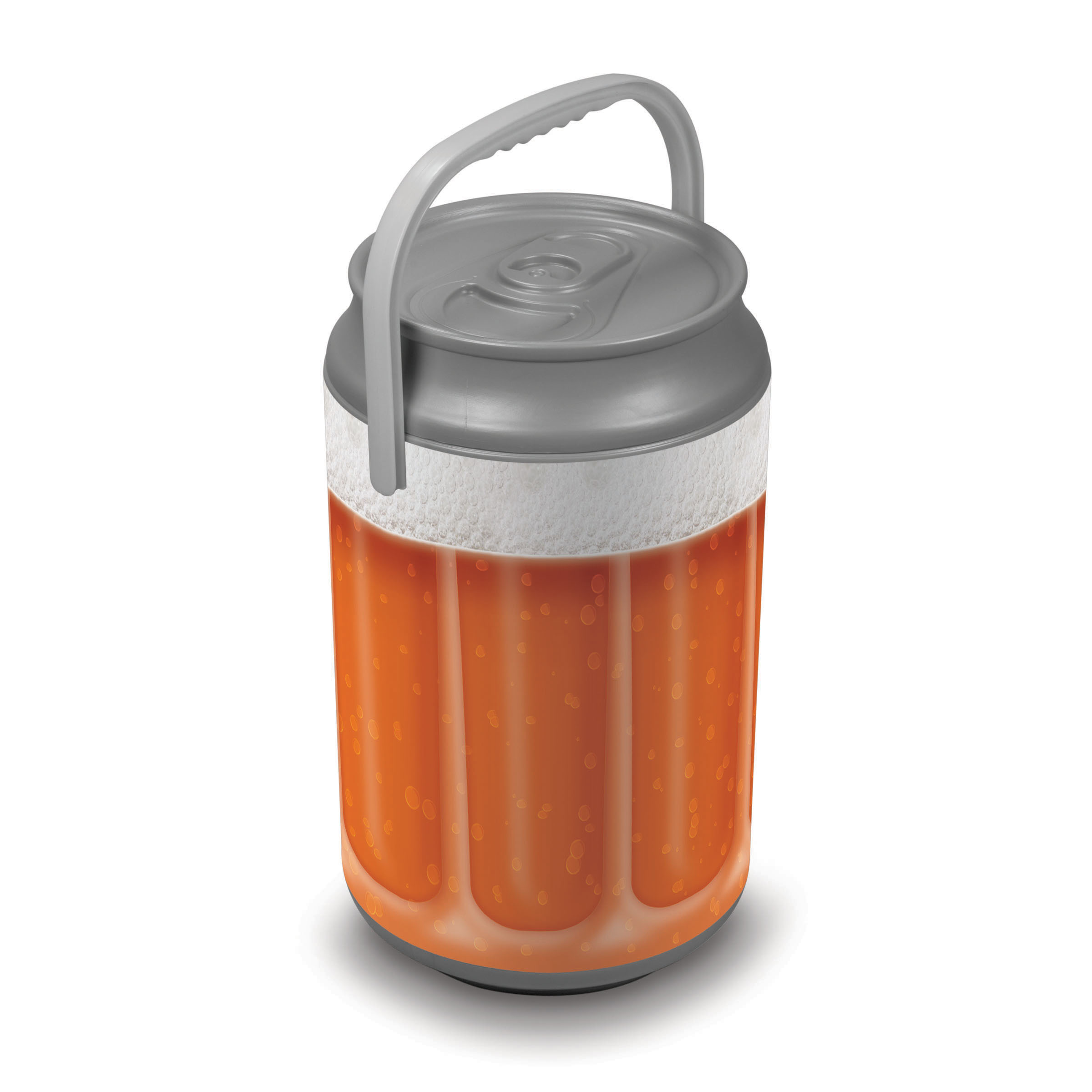 Beer Can Cooler ~ Picnic time extra large insulated mega can cooler beer
