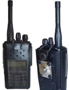 Armor Case Leather Carry Case for Relm RPV/U3600 Radio