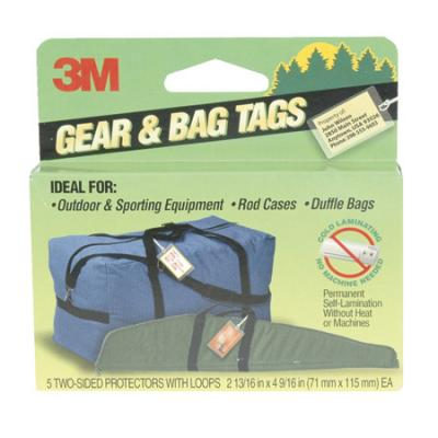 Aloe Gator 3m Gear Tags