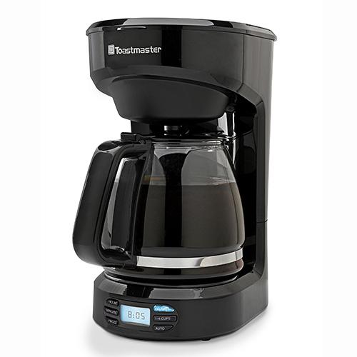 Toastmaster 12 Cup Programmable Coffee Maker