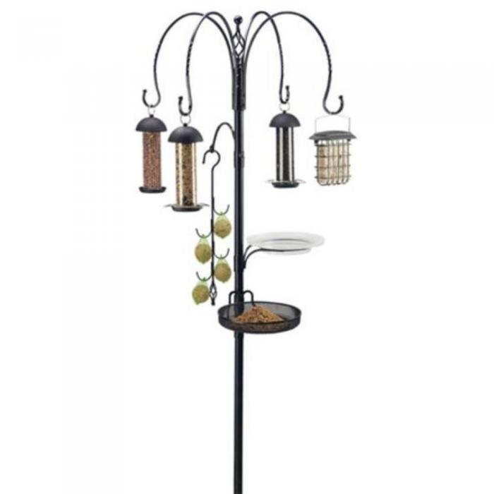 Gardman Premium 4 Station Wild Bird Feeding Kit