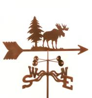 EZ Vane Moose Weathervane