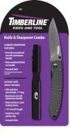 Timberline Knives Knife & Sharpener Combo Pack