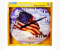 American Flag Thermometer 12.5 inch