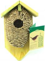 Best For Birds Nest Pocket Sea Grass w/roof