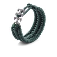 Columbia River (CRKT) Adjustable Paracord Bracelet - Green