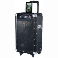 QFX Bluetooth Tailgater PA Speaker