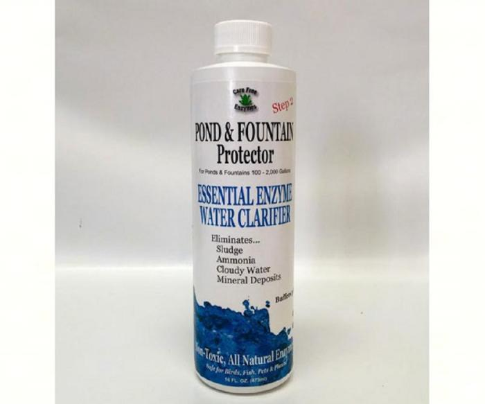 Care Free Enzymes 16 Ounce Pond Protector