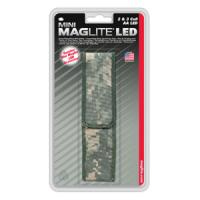 MagLite Nylon Full Flap Sheath, AA LED, Camo