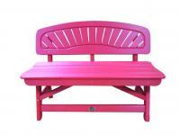 Bird's Choice Classic Bench-lime Green