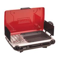 Coleman PerfectFlow™ Grill Stove, Red