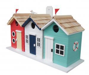 Wren / Chickadee Bird Houses by Home Bazaar