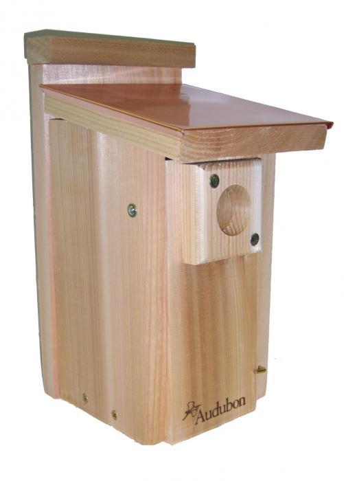 Woodlink Coppertop Bluebird House