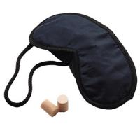 Lewis N. Clark Eye Mask & Ear Plugs