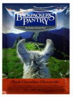Backpacker's Pantry Dark Chocolate Cheese Cake