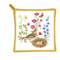 Alice's Cottage Meadowlark Potholder