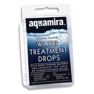 Water Purification by Aquamira