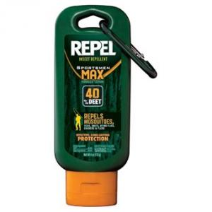 Repel Sportsmen 40% Deet Insect Repellent Lotion