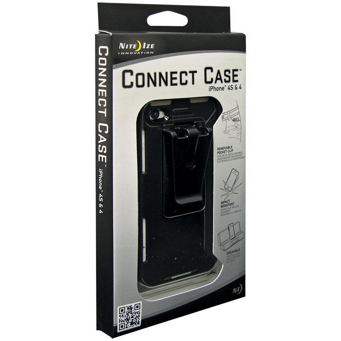 Nite-ize Connect Case Iphone 4/4s - Black