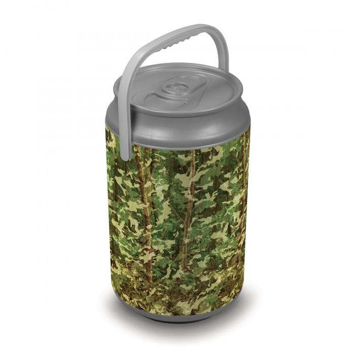 Picnic Time Extra Large Insulated Mega Can Cooler, Camouflage Can