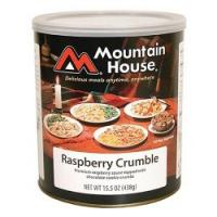 Mountain House Raspberry Crumble - 12 1/2 Cup Servings