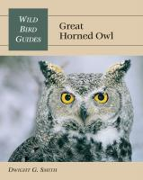 Stackpole Books WBG-Great Horned Owl