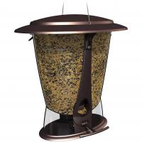 Classic Brands Squirrel-Proof X-2 Seed Bird Feeder