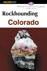 Globe Pequot Press Rockhounding Idaho