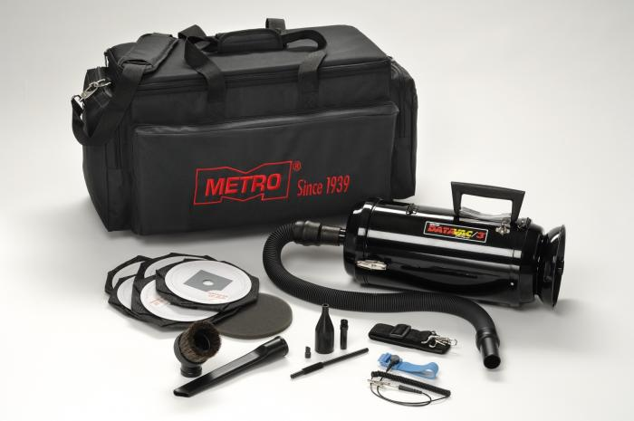 Metro DataVac ESD-Safe, Anti-Static Computer Cleaning System